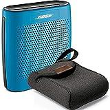 Casepro BOSE SoundLink Bluetoothのスピーカーの旅行のためにケースケースカバーキャリング両面