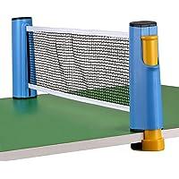 Red de repuesto portátil Homeself para tenis de mesa (retráctil, 1,8 m, para mesas de hasta 5 cm)