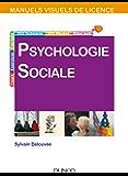 Manuel visuel - Psychologie sociale - 2e éd (Manuels visuels de Licence)
