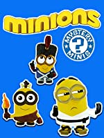 MINIONS MOVIE BLIND BOX CHALLENGE MYSTERY MINIS