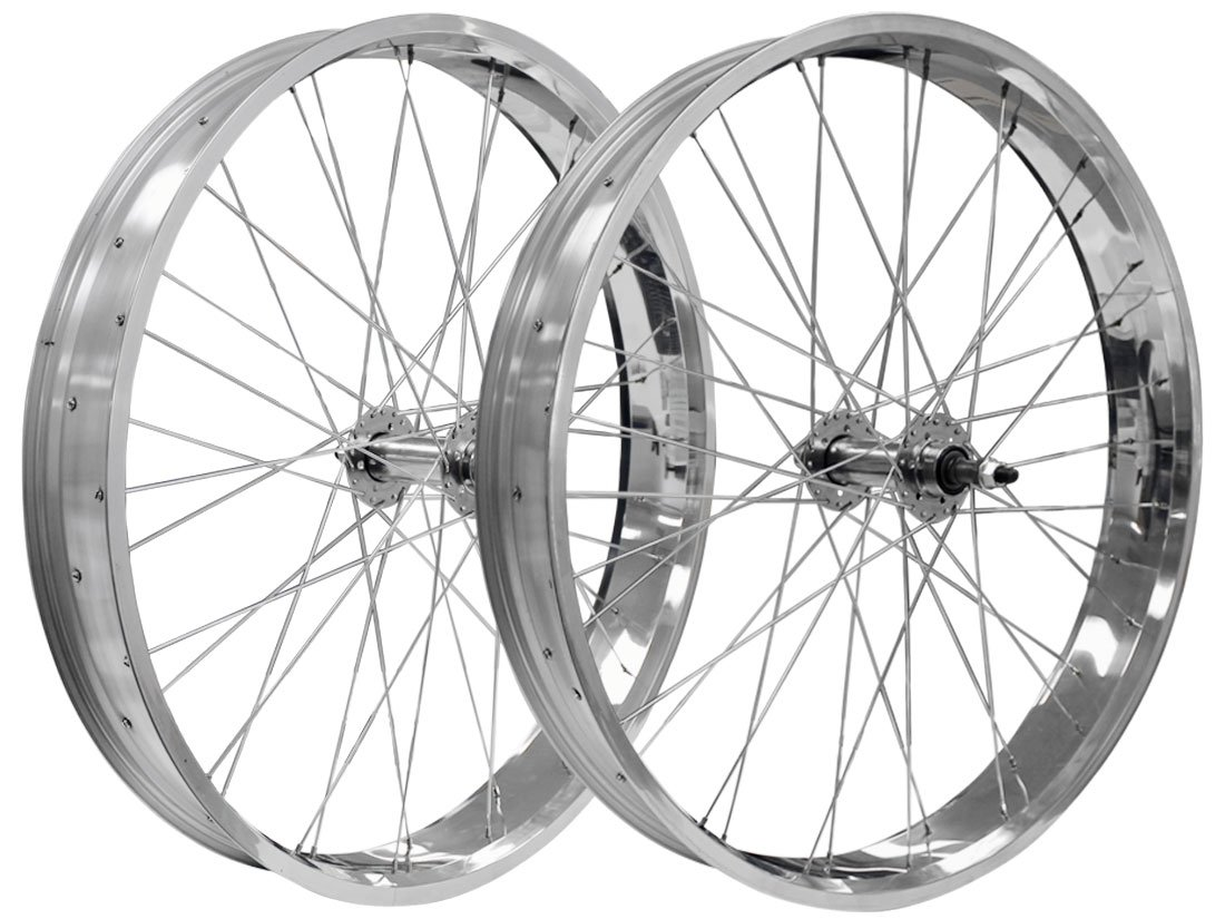 Flying Horse 26 Fat Tire Bicycle Rim Set