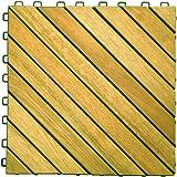 Amazon Com Box Of 48 Tiles Each Easylink Deck Tile Is 12
