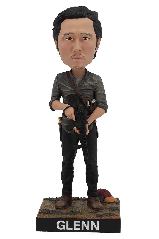 Royal Bobbles The Walking Dead Glenn Rhee Bobblehead SG/_B075G21CXT/_US
