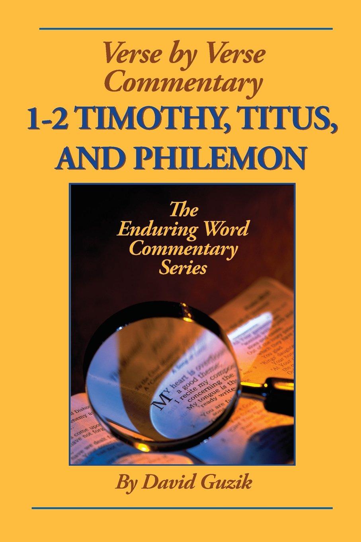 Download 1-2 Timothy, Titus, Philemon PDF