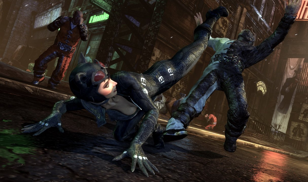 Batman – Arkham City GOTY [PROPHET] [Español] [MG]