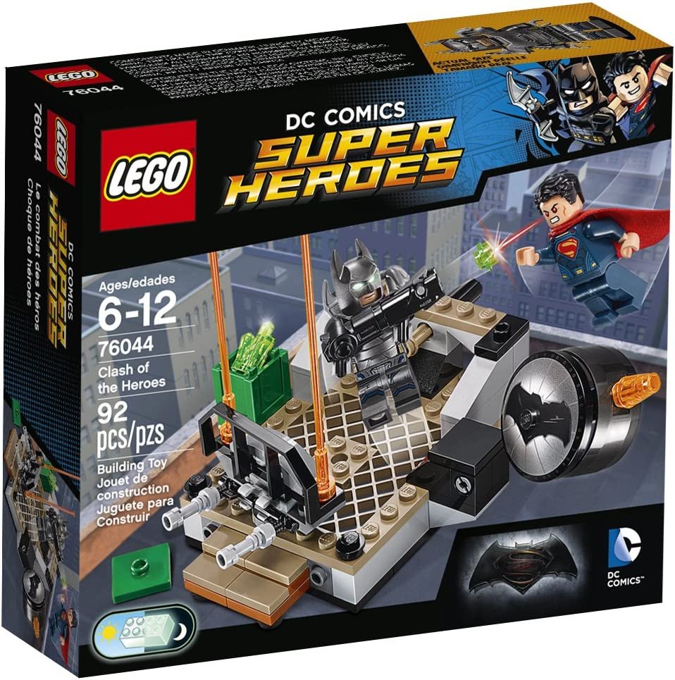 LEGO Super Heroes - Clash of The Heroes