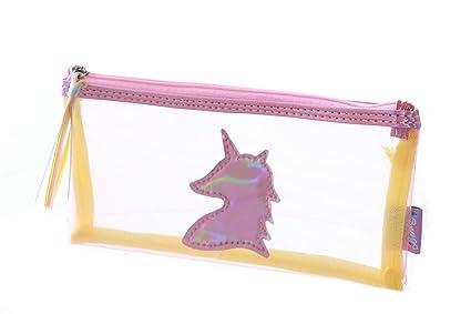 LB de 110 - 3 Color Rosa Transparente Hologram Unicornio ...