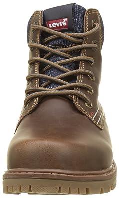 LevisForrest - Botines Niños, marrón (Marron (Brown/Navy)), 30: Amazon.es: Zapatos y complementos