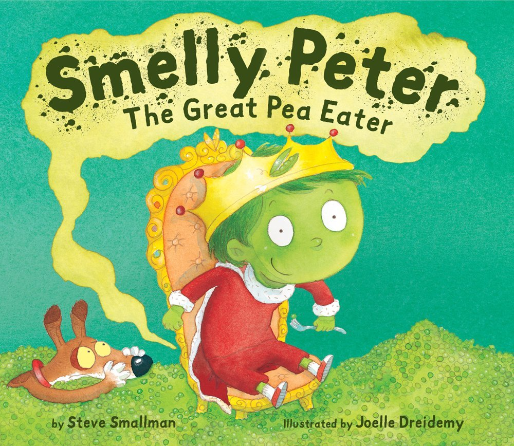 Download Smelly Peter: The Great Pea Eater ebook