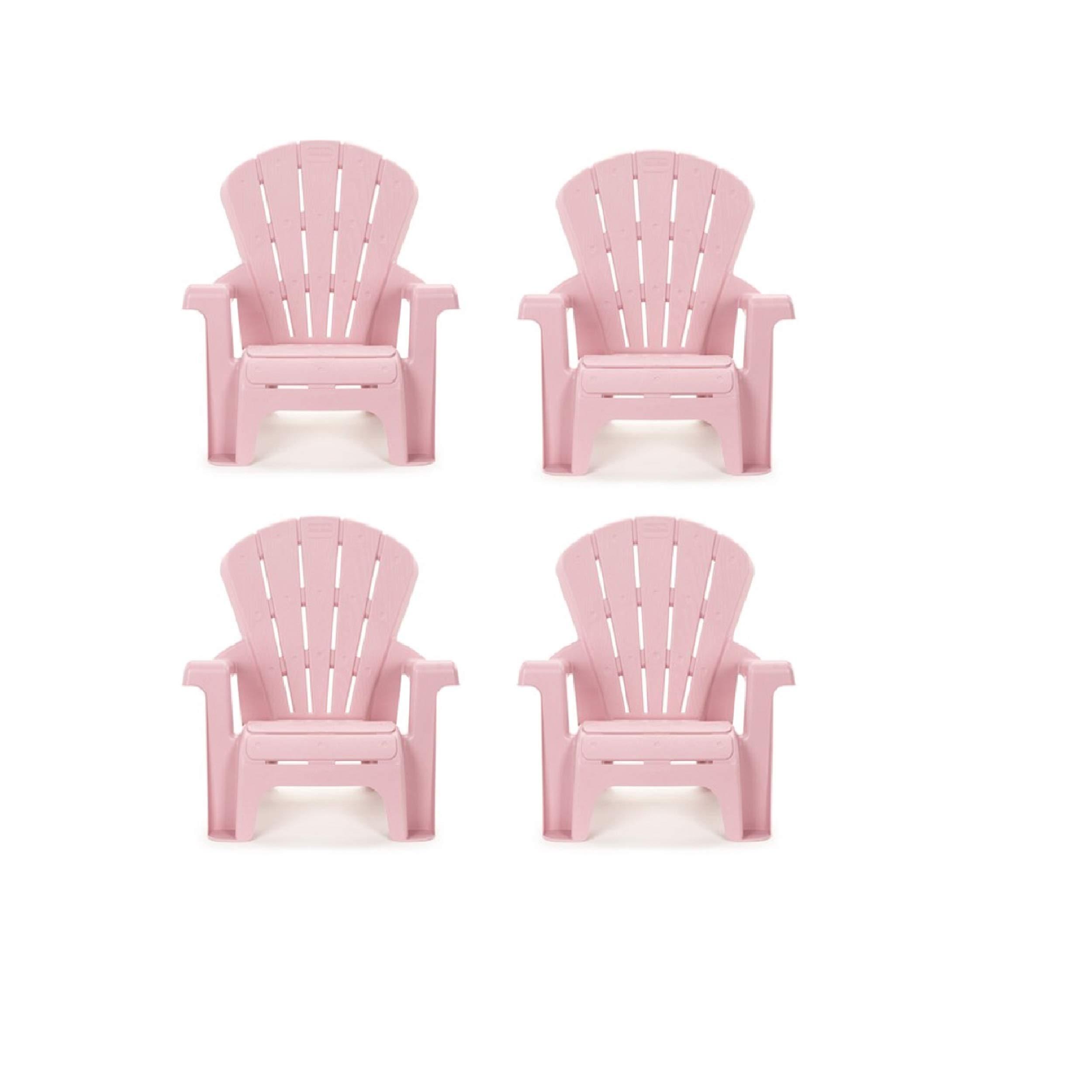 Little Tikes Garden Chair (4 Pieces), Pink