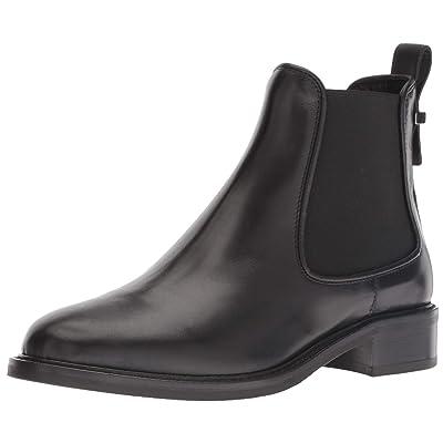 Aquatalia Women's Belle Calf/Elastic Chelsea Boot | Shoes