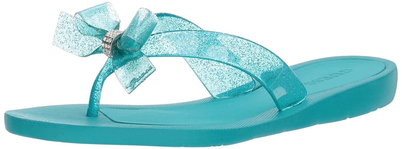 7e32117d78bf95 Guess Women s TUTU9 Flat Sandal  Amazon.co.uk  Shoes   Bags