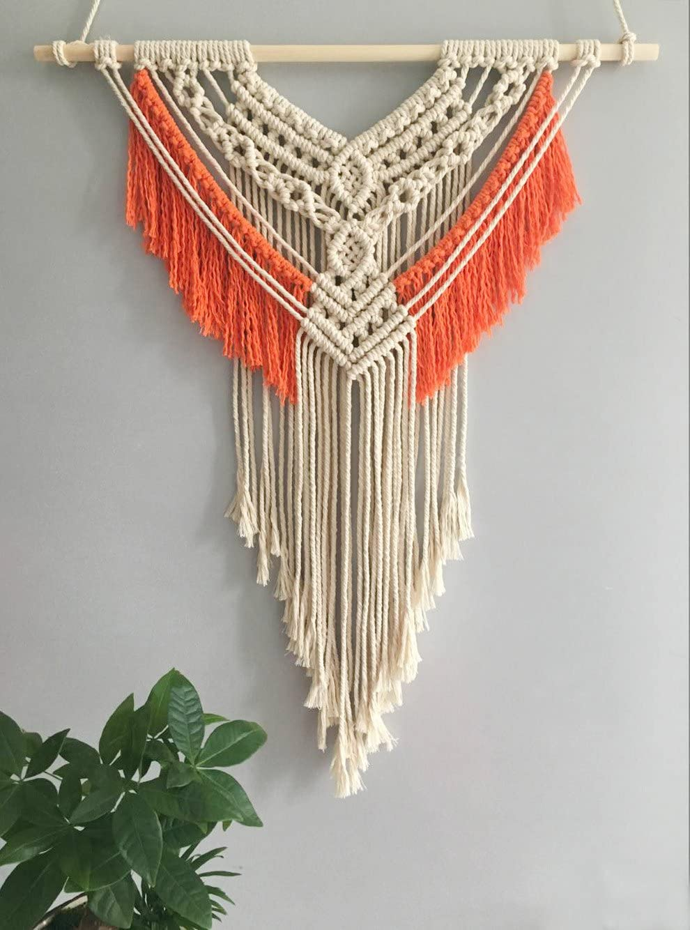 XIULIHUI Bohemia Macrame Wall Hanging Boho Living Room Tapestry Home D cor Wall Tapestries