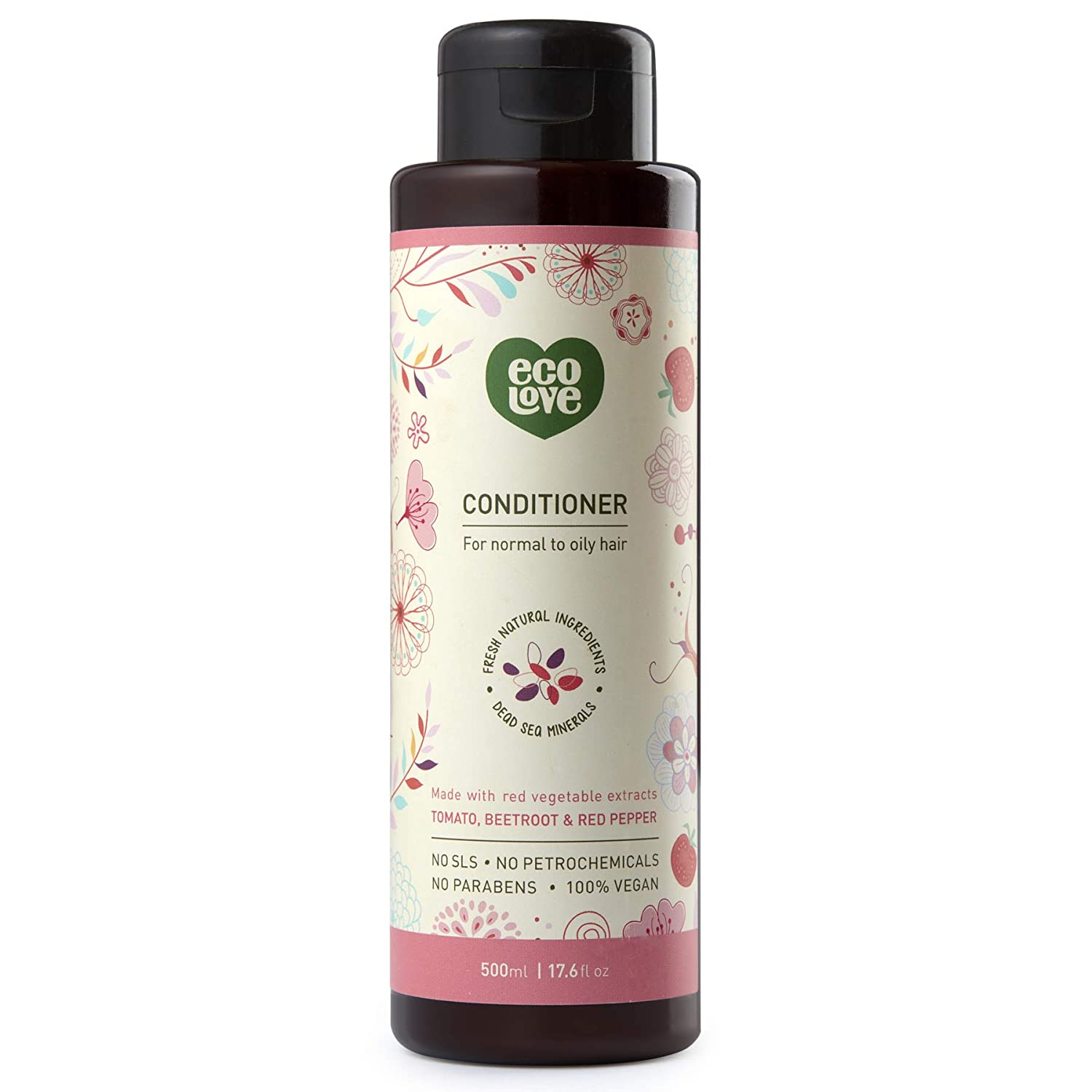 ecoLove Organic Conditioner for Normal to Oily Hair