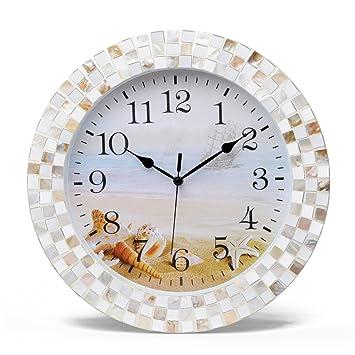 Uhren Für Wohnzimmer amazon de xgurd creative quarz uhr wohnzimmer europäische wanduhr