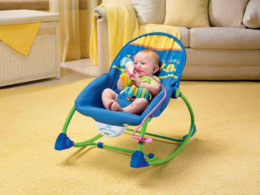 Baby Bottle Holder for Hands Free Bottle Feeding,Bottle Accessories 360-degree Adjustable,Pink