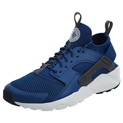 sale retailer 81326 1d53c Nike Air Huarache Run Ultra Junior Bleu