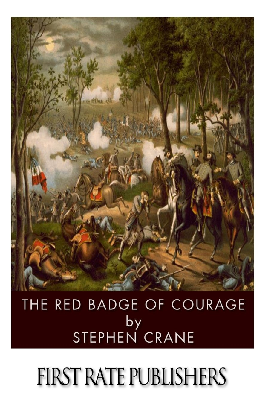 Read Online The Red Badge of Courage pdf epub