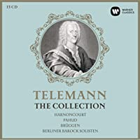 Telemann Edition 13Cd