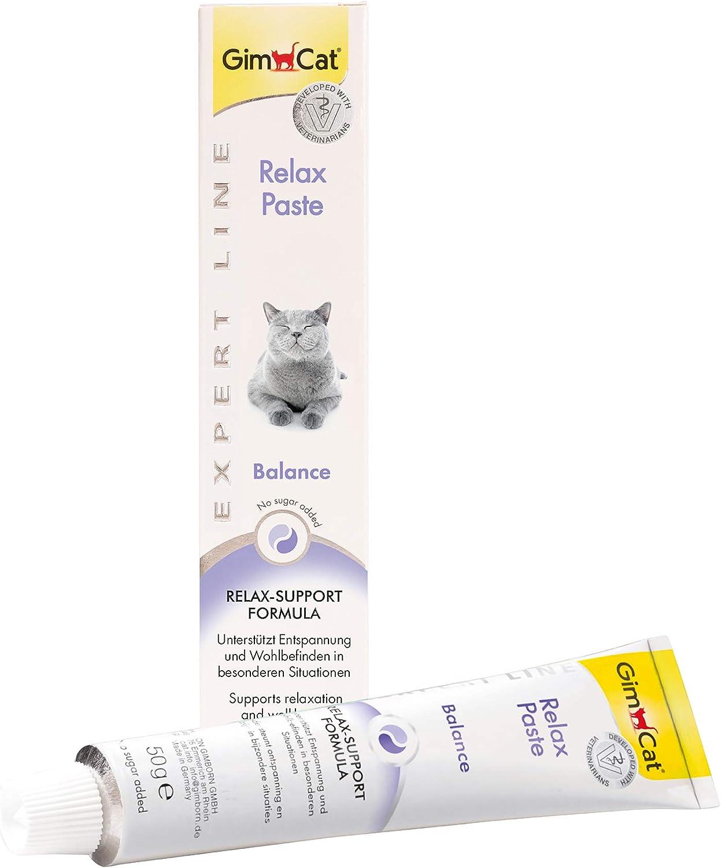 pasta calmar estres en gatos