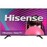 Hisense 40H4C1 40-Inch 1080p Roku Smart LED TV (2016 Model)