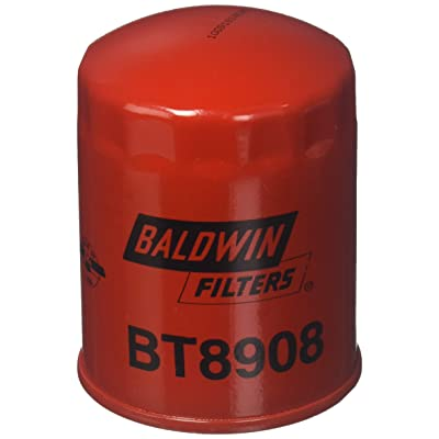 Baldwin Heavy Duty BT8908 Spin-On Hydraulic Filter: Automotive