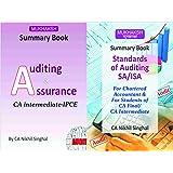 SA + Audit (Old Syllabus) (For CA IPCC/Intermediate) (For November 18)