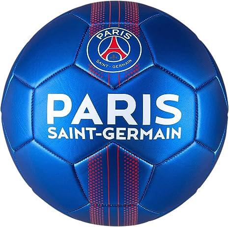 PSG – Paris Saint Germain oficial Mini balón de fútbol, color azul ...