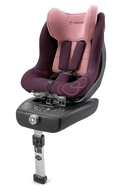 Concord - Silla de auto ultimax i-size (40-105 cm.) rosa ...