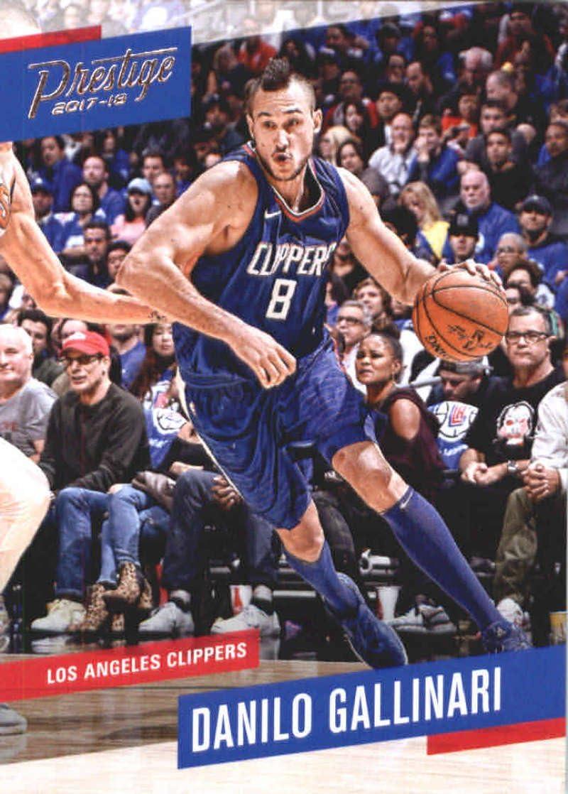 Amazon.com: 2017-18 Panini Prestige Basketball #28 Danilo ...