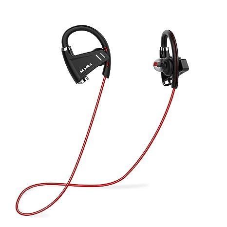 9777c457023e01 Auricolari Bluetooth, E3 Cuffie IPX6 Impermeabile Sportivi Wireless, Cuffia  Bluetooth 4.1 Stereo HD Senza