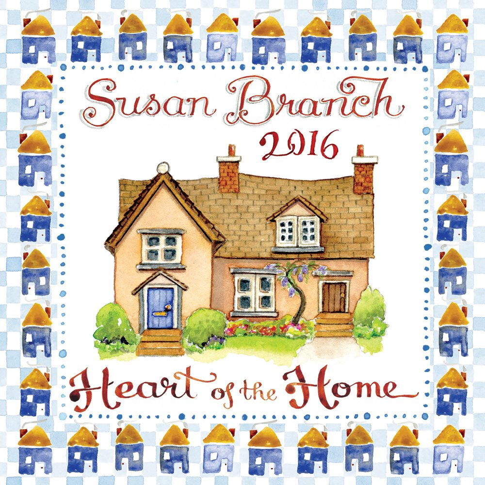 2016 Susan Branch Mini Calendar pdf epub