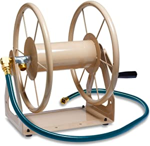 Liberty Garden Multi Purpose Wall Mount Hose Reel