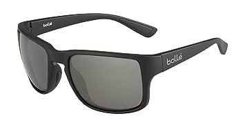 Bollé Slate Gafas, Unisex Adulto, Negro (Mate), M