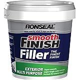 Ronseal ERMF12Kg 1.2Kg Smooth Finish Exterior Multi-Purpose Ready Mix Filler Tub