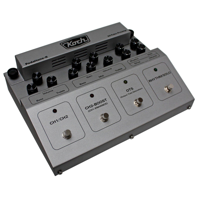 Koch Amps Pedaltone II · Previo guitarra: Amazon.es: Instrumentos ...