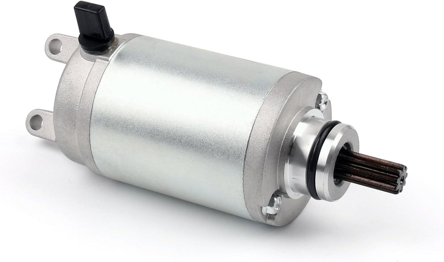 Artudatech Motor de arranque para motocicleta para SUZU-KI AN250//400 Burgman UH200 UH125 UH150 Burgman 12 V