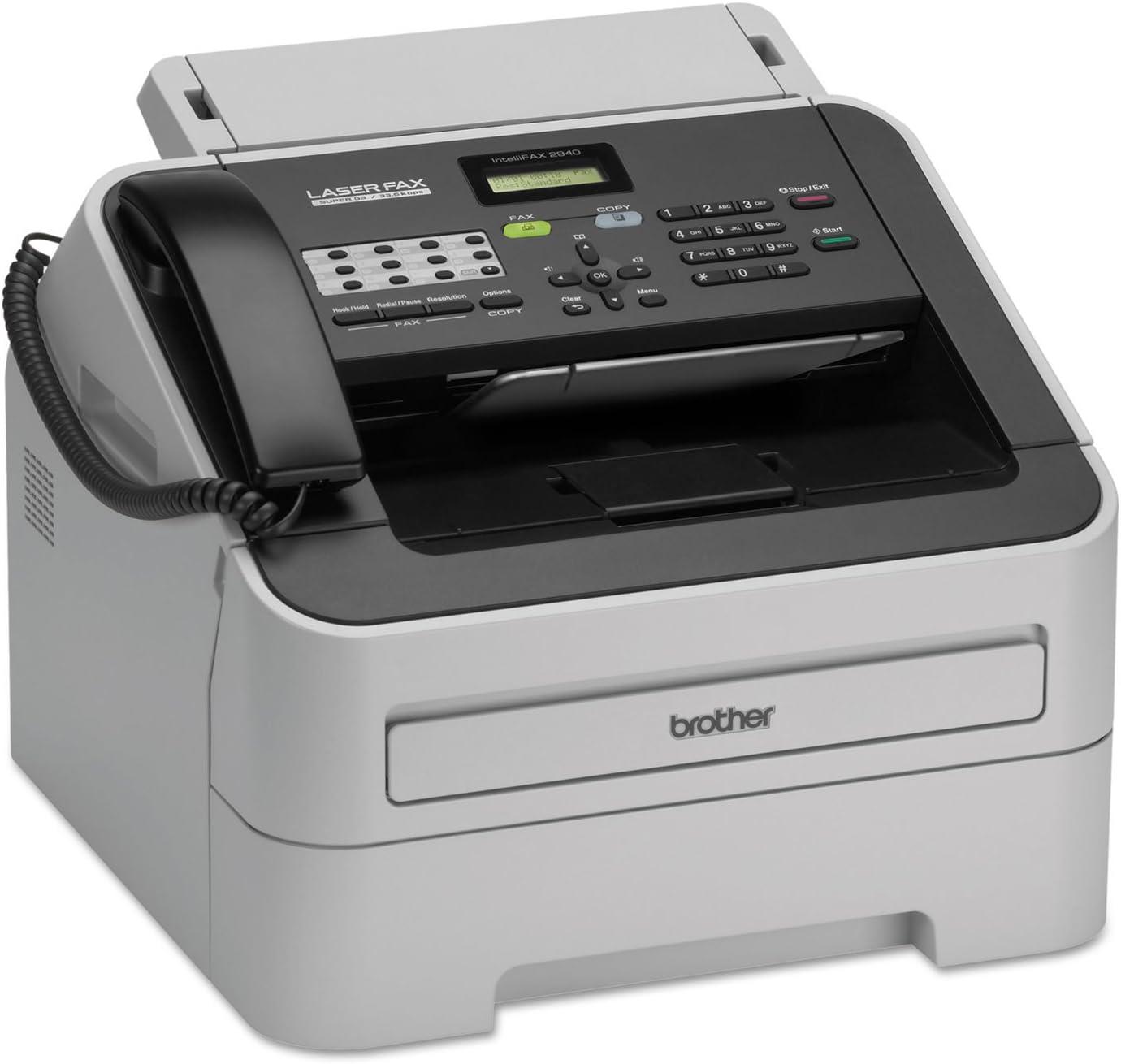 BRTFAX2940 Brother intelliFAX-2940 Laser Fax Machine