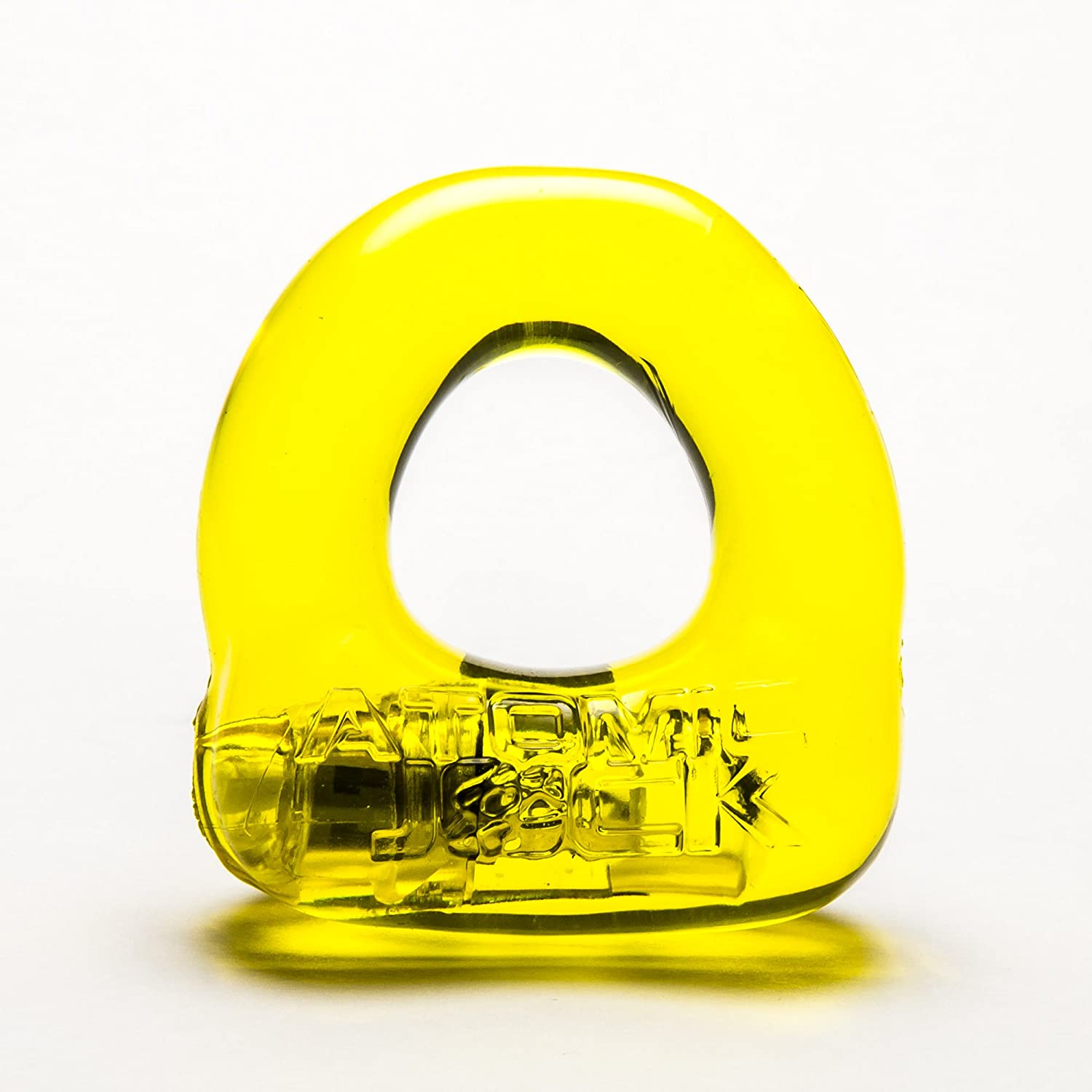 Oxballs Yellow Lumo LED Stretch Cock Ring: Amazon.co.uk: Health & Personal  Care