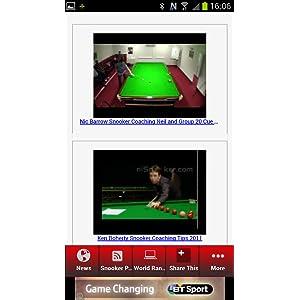 Snooker Fans App: Amazon.es: Appstore para Android