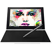 Lenovo Yoga Book 25,5 cm (10,1 Zoll Full HD IPS Touch) Convertible Tablet-PC (Intel Z8550, 4GB RAM, 128GB eMMC, Windows 10 Pro) weiß