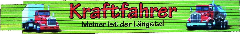 Zollst/öcke Motiv Auswahl m/öglich AFA Arsch f/ür Alles Bedruckt 2m