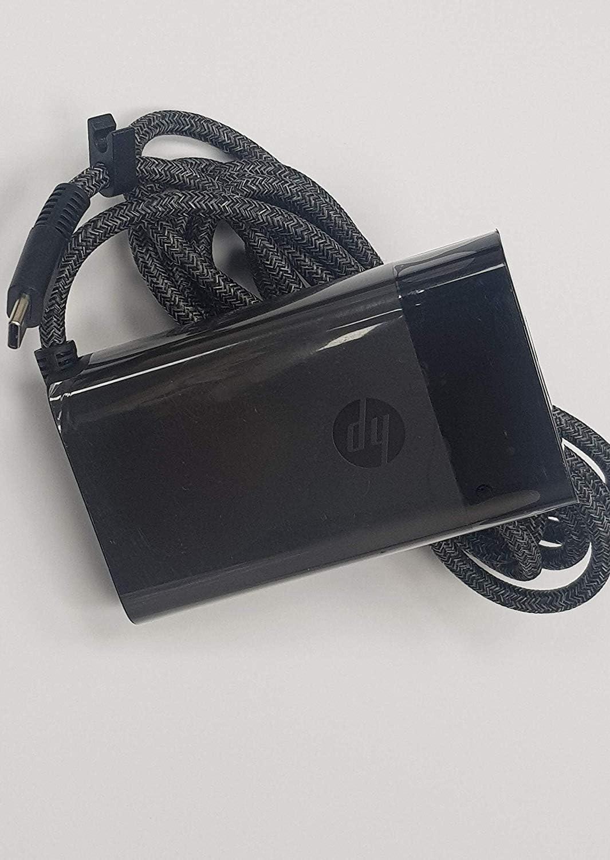 New Version HP L04650-850 USB Type-C Ac Adapter For:HP Spectre x360 13-AE015DX, EliteBook x360, ProBook 430 G6, 44X G6, 45X G6, ProBook x360, 100% Compatible P/N: L04650-850 A065R161P 925740-002