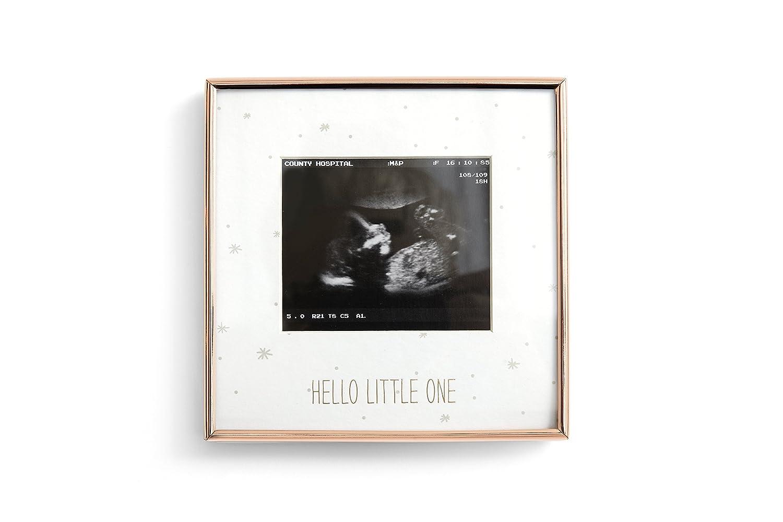 Mamas & Papas Single Scan Bilderrahmen, Rose/Gold: Amazon.de: Baby