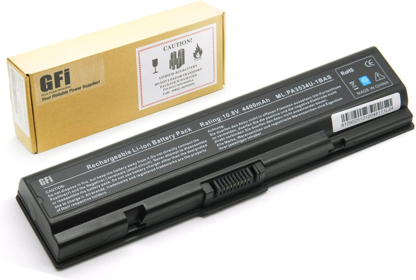 New Replacement Li Ion Laptop Battery For Toshiba Pa3534u 1brs Amazon Co Uk Computers Accessories
