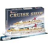"CubicFun 3D Puzzle Ship-Serie ""Crucero"""