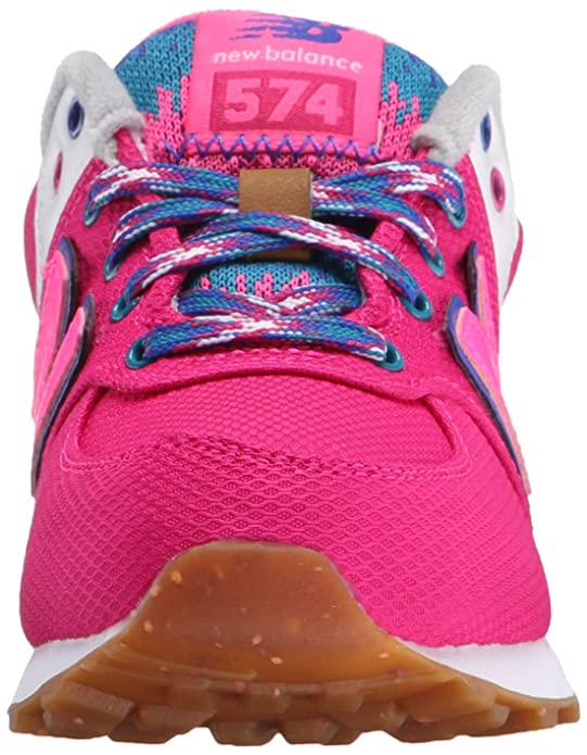 c85e28dbe0b23 New Balance 47658043 Oxford Fille Rose Pink Rose 32 EU Oxford Fille ...