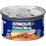 Armour Star Potted Meat, Chicken and Pork, 3 Ounce  (Pack of 48)