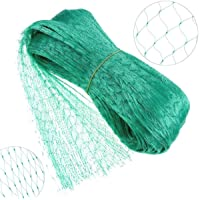 EHIOG Bird Netting, Garden Net Doesn't Tangle and Reusable Fencing Protect Fruit...
