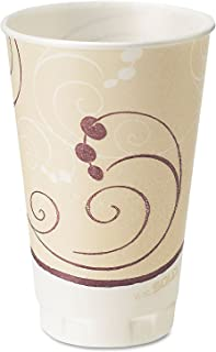 product image for Company Symphony Design Trophy Foam Hot/Cold Drink Cups, 750 Cups/Carton